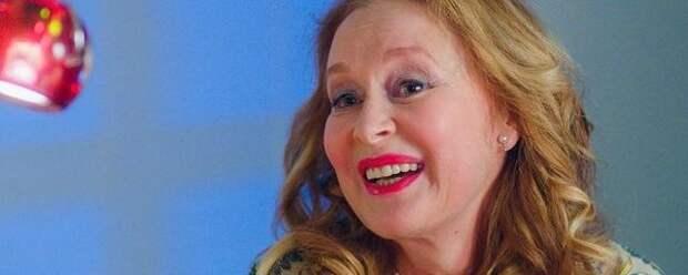 Актриса Лариса Удовиченко призналась, что разочаровалась в мужчинах