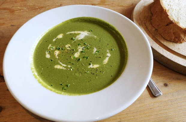 Забываем про рассольник и готовим весенние супы из овощей