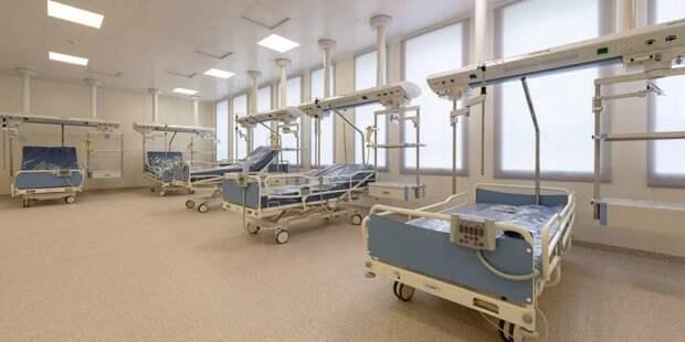 В Москве нет ни одного пациента с тяжелой формой коронавируса. Фото: mos.ru
