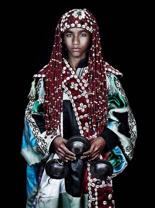 мароканец бербер фото