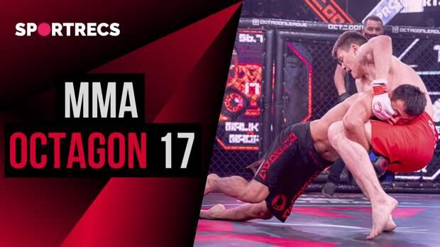 MMA. Octagon 17