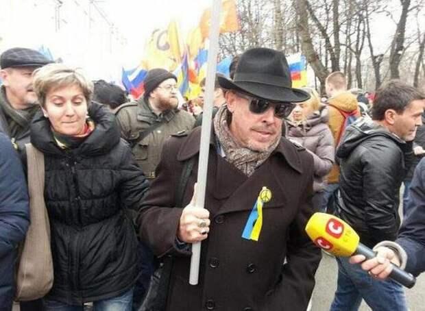 Посвящение Андрею Макаревичу.