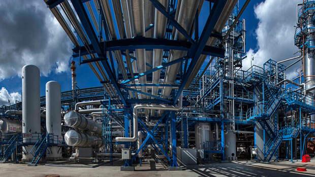 Более чем на3% увеличилась переработка нефти вРФвIквартале 2020