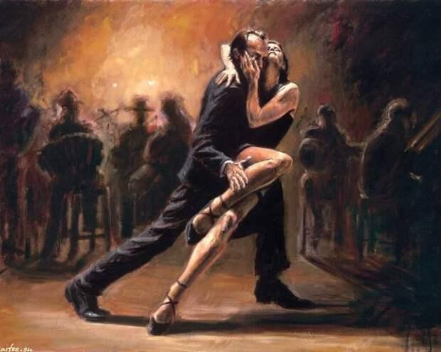 Великое танго на двоих?..