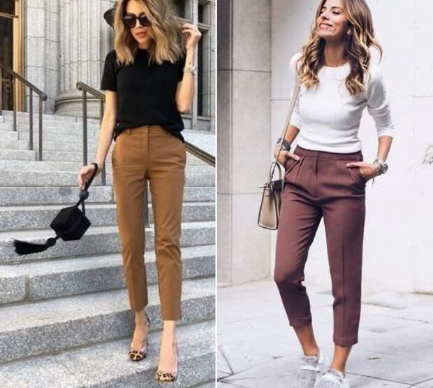 модные брюки в 2019 году