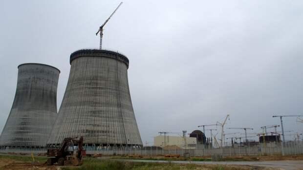 В ноябре с Белоруссии запустят БелАЭС