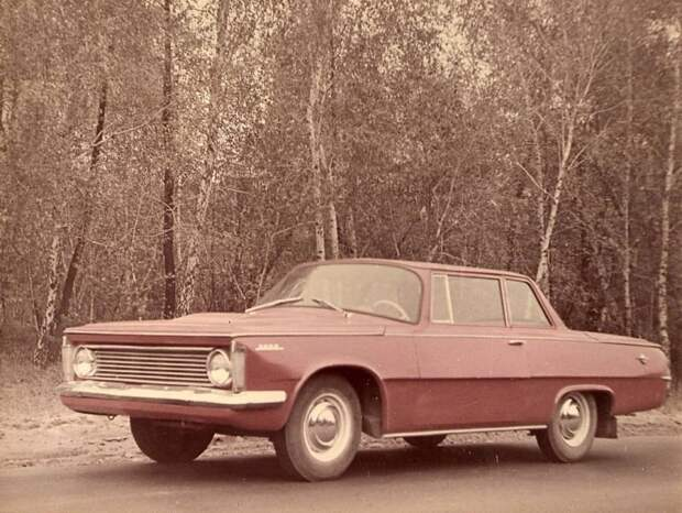 Автомобиль «Заря» производства САРБ. Разработан в 1966 году на узлах ГАЗ-21 СССР, автомобили, советская техника, советские машины