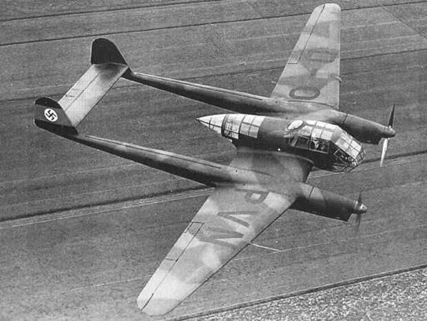 Летающая «Рама»: почему советские солдаты ненавидели немецкий самолет Fw 189
