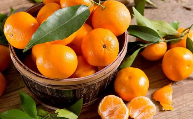 10 сезонных продуктов декабря: месяц мандаринов, граната и лука