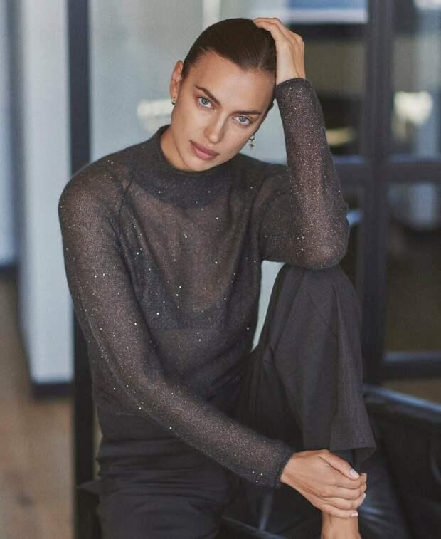 Модные приемы Ирины Шейк: топ-5 лучших повседневных образов модели и как их повторить