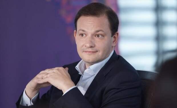 На фото: телеведущий Сергей Брилев