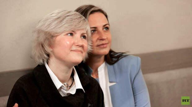 «Будто мы давние друзья»: как в Санкт-Петербурге впервые после операции встретились донор и реципиент костного мозга