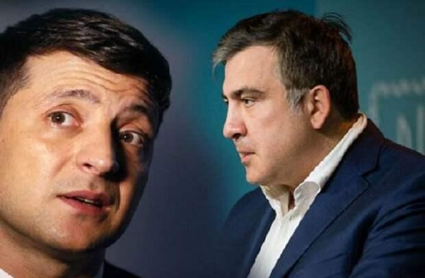Зеленский назвал ошибкой отзыв грузинского посла изКиева