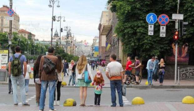 Больше половины украинцев разочарованы ситуацией в стране