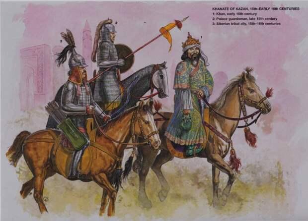 Рыцари Востока (часть 2)