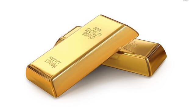 Золото - отмена шортового сценария. Новости не дают золоту упасть