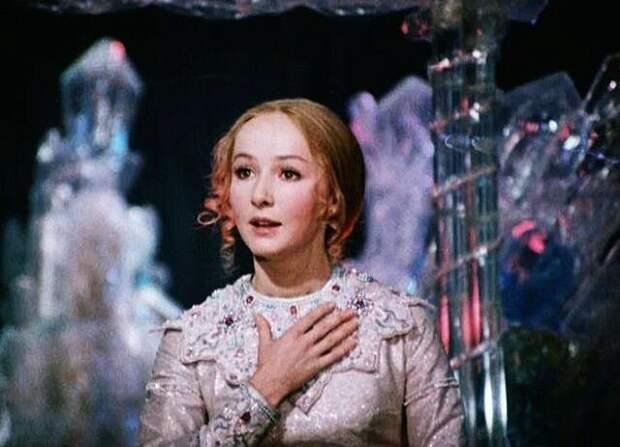 Как красавица-царевна из советской киносказки «Руслан и Людмила» вышла замуж за настоящего миллионера
