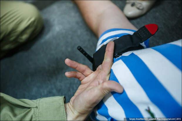 Как спасти человека при несчастном случае (аварии)