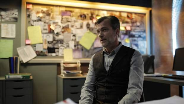 Егор Баринов снимает детективный сериал «48 часов»