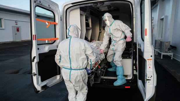 За сутки в Москве зафиксировали 4012 новых случаев заражения коронавирусом