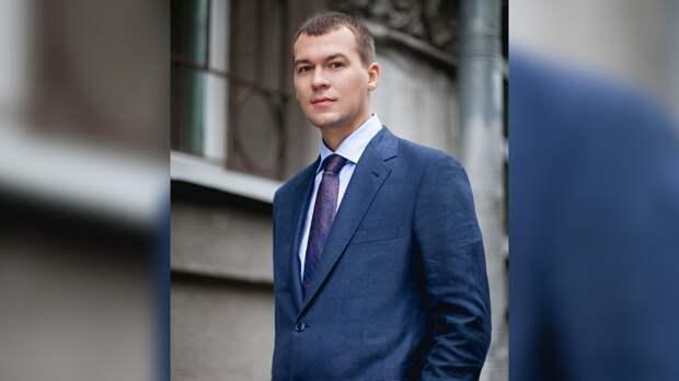 Врио губернатора Хабаровского края Дегтярев лидирует на выборах после обработки 100% протоколов