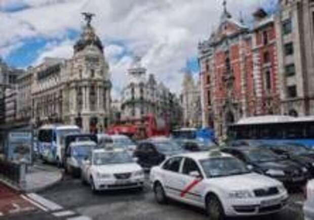 Мадрид запретит старые авто
