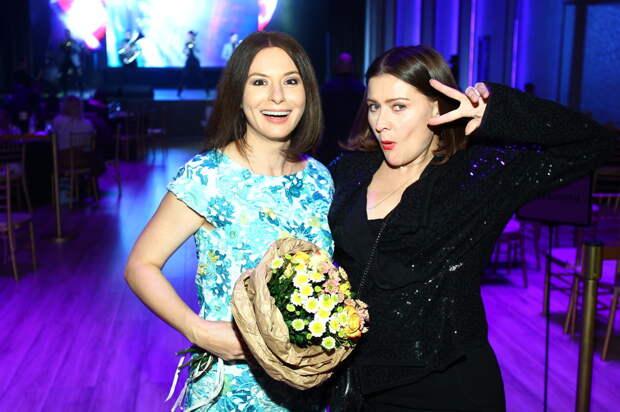 «Хрустальный лотос»: Мария Голубкина, Дмитрий Дибров и Нонна Гришаева
