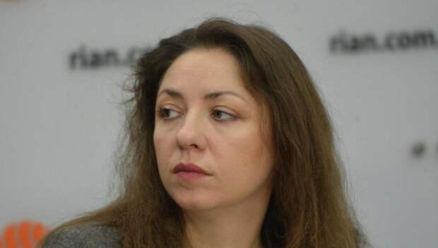 «Гамбургский счет» России выставят и Крым, и Донбасс... Яхно выдала в эфир порцию извращённой аналитики
