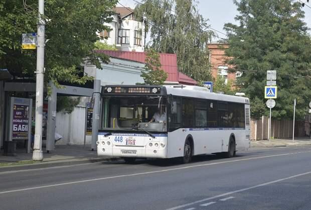 В Краснодаре временно изменились маршруты восьми автобусов