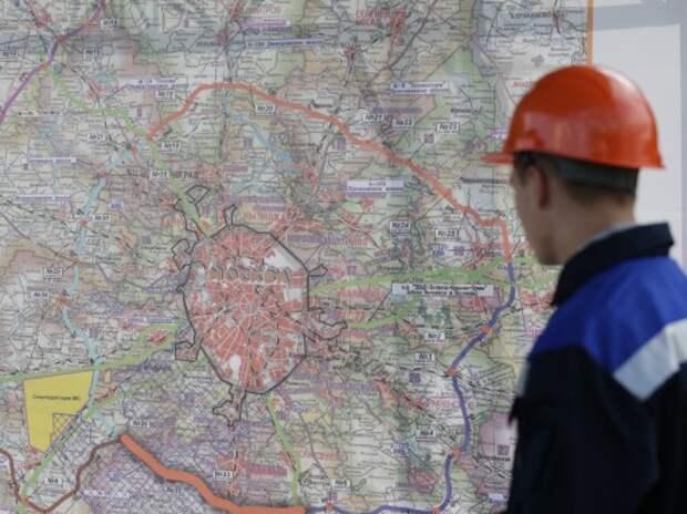 В строительстве ЦКАД увидели серьезные риски