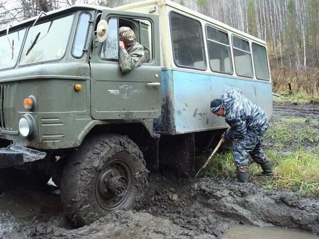 Палласово железо, легендарный ГАЗ-66