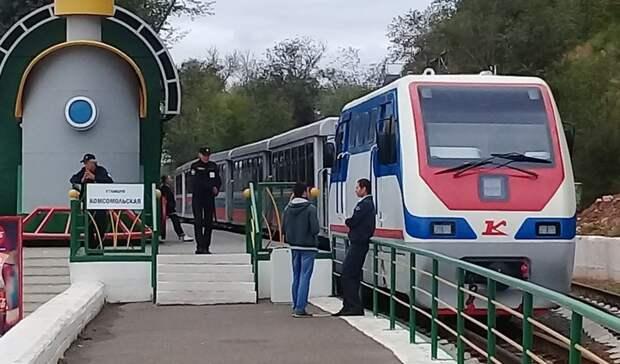 Нанабережной в Оренбурге перестроят ж/д станцию «Комсомольская»