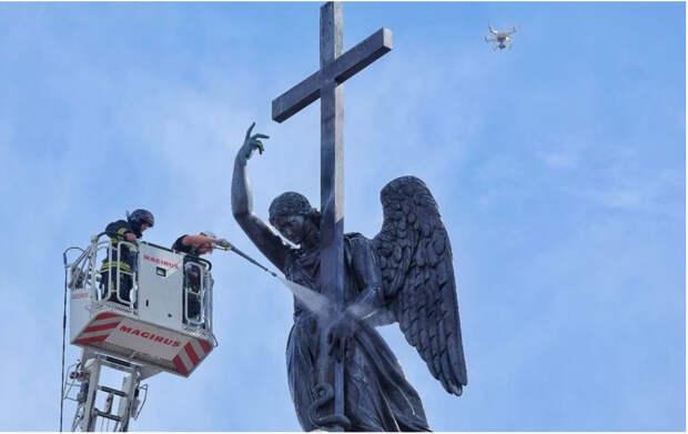 Пока еще Ангел над этим городом