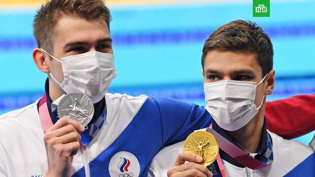 Евгений Рылов принес России первое за 25 лет золото Олимпиады в плавании
