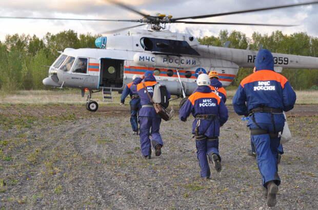 Упавший на Камчатке вертолет был исправный, а летчик – опытный, рассказали в компании «Витязь Аэро»