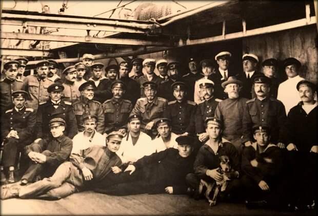100 лет назад белогвардейские корабли прибыли в Бизерту