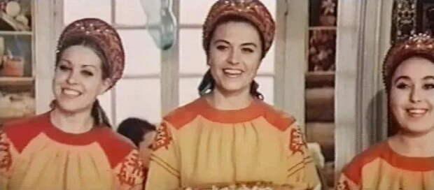 Надо же - никогда раньше не видел этот советский фильм с участием известных актёров