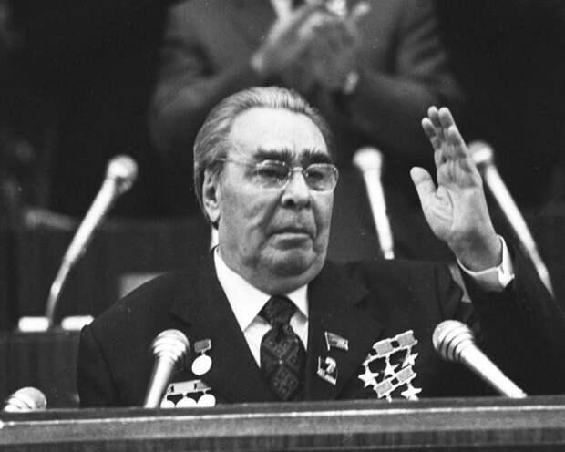 Произошло покушение на Генсека СССР Леонида Брежнева