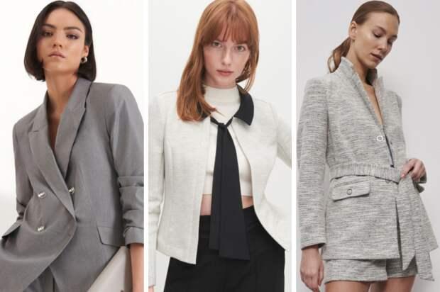 Самые модные пиджаки женские осень-зима 2020/2021. В этих моделях вы будете выглядеть настоящей модницей!