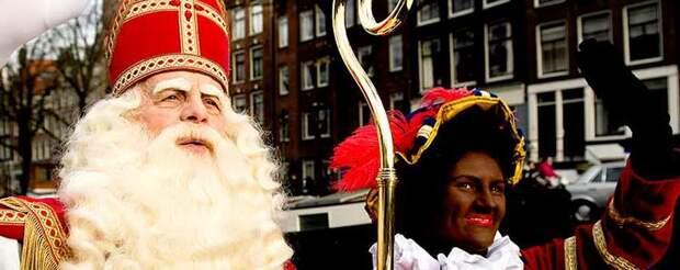 Из-за ложной толерантности голландцев лишили рождественской традиции