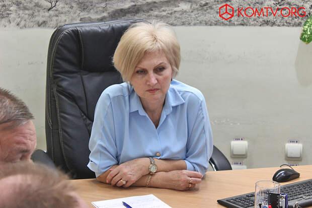 Глава феодосийского муниципалитета – Глава горсовета Феодосии Анжела Сердюкова