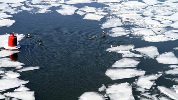 В МЧС рассказали о возможных сроках ледохода в ХМАО