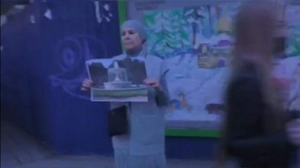 Ростовчане провели флешмоб против строительства торгового центра наплощади Ленина