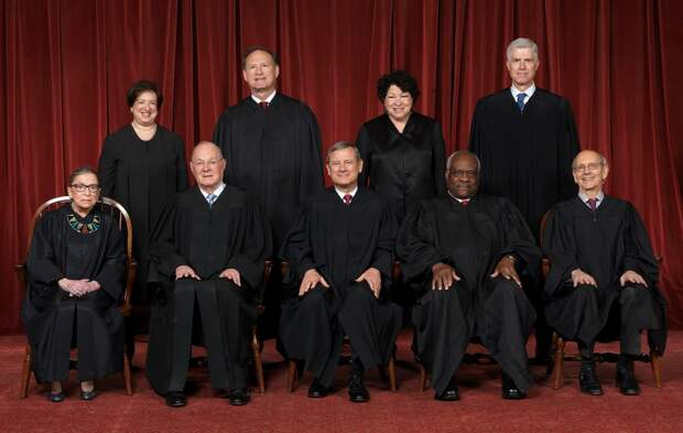 Битва за Верховный Суд