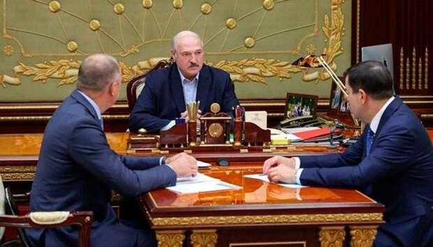 «Разбираться надо с теми, кто их сюда посылал»: Лукашенко высказался о задержании россиян