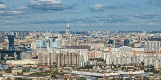 Наталья Сергунина рассказала об итогах экспортного акселератора GoGlobal. Фото: М. Мишин mos.ru