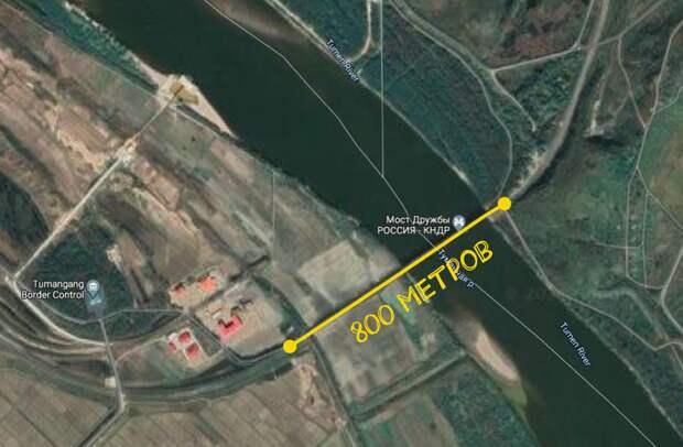 Сколько километров пришлось проехать на дрезине нашим дипломатам из Северной Кореи