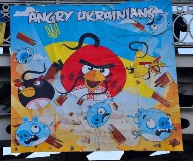 Санкции Америки против России загнали Украину в угол