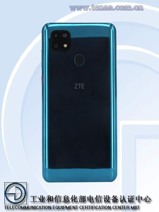 ZTE готовит смартфон среднего уровня Blade с многомодульной камерой