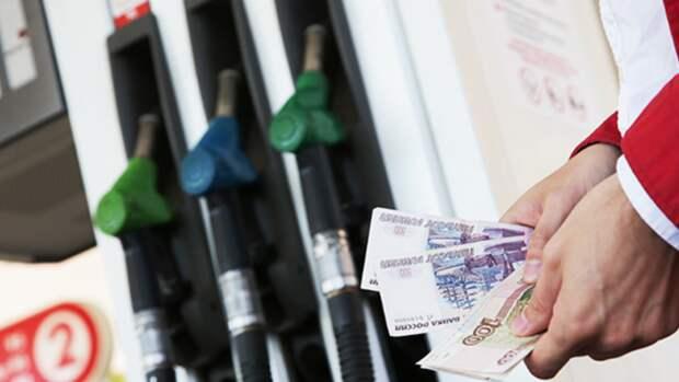 Цена бензина сильно удивила Путина